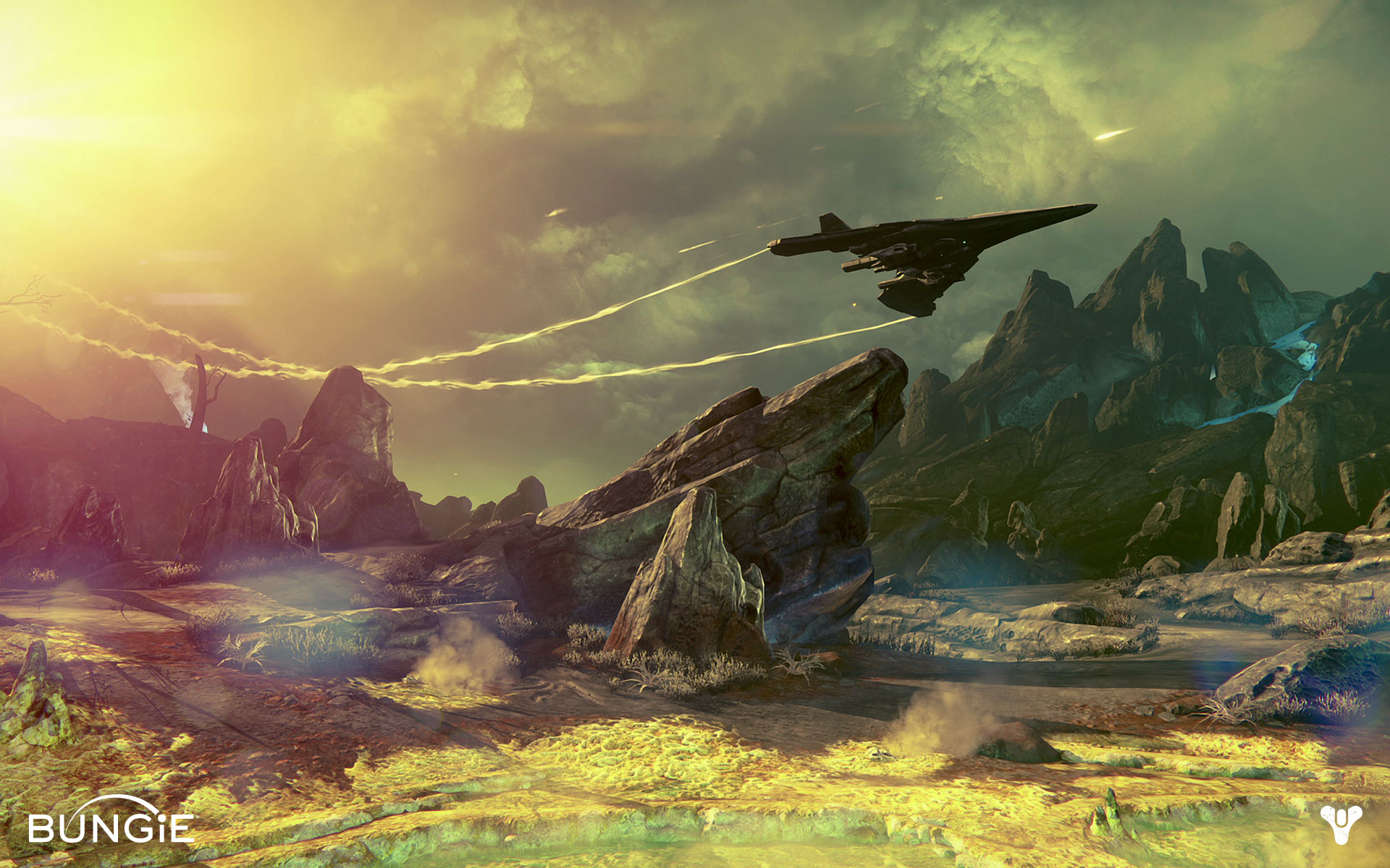 Explores Destiny New Trailer - The Planet Venus