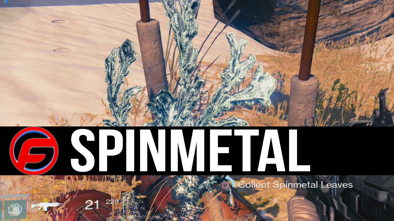 Destiny Spinmetal