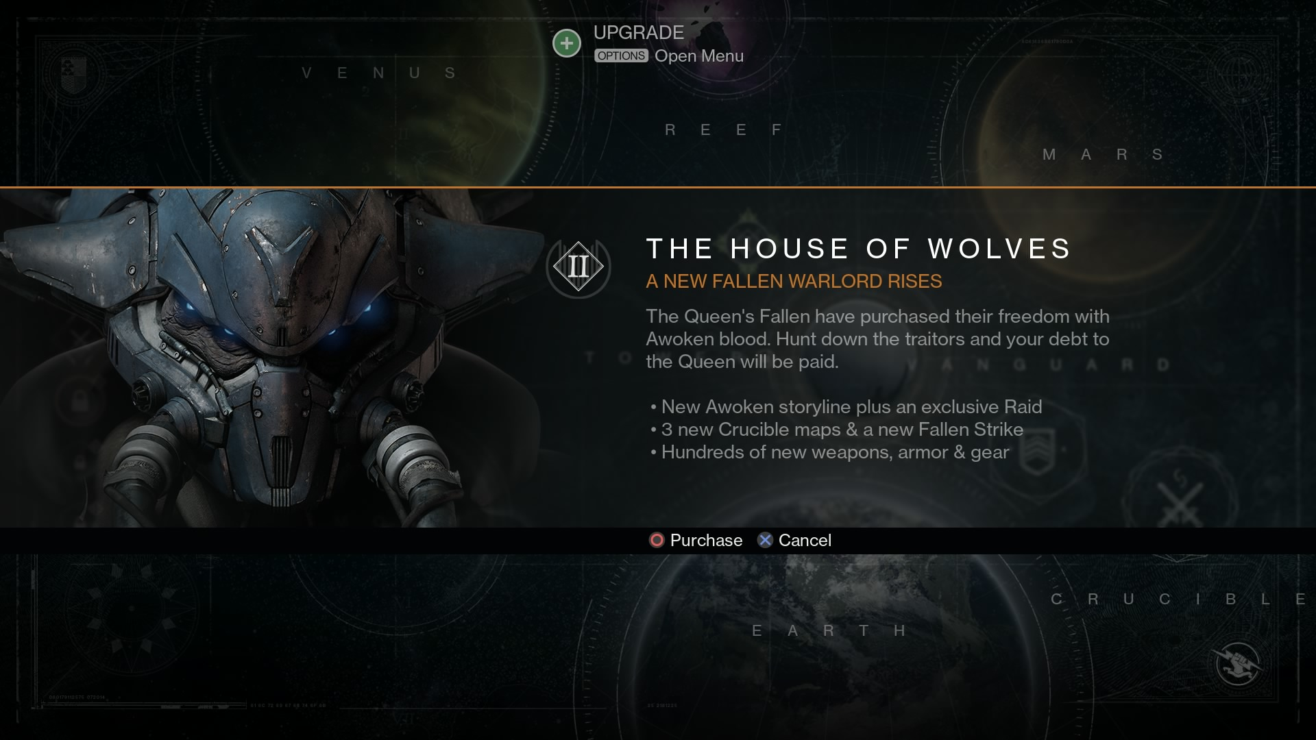 Destiny 2 release date news and rumors expansion house of wolves
