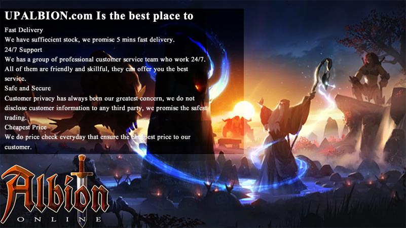 Albion online release date