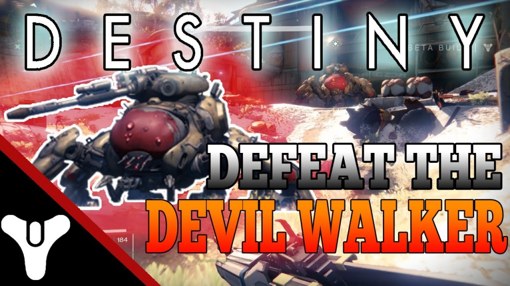Destiny Devil Walker