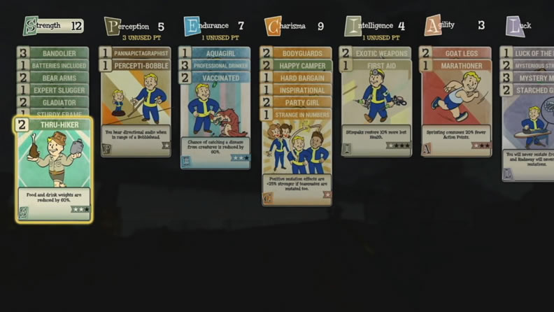 Fallout 76 Cards